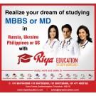 Overseas Education Consultant - Riya Education Pvt Ltd
