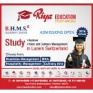 Study In Switzerland - Riya Education