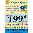 Rajasthan main plot kharide matra 199 rs sq. yd. Khatu shyam ji