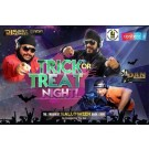 Oysterz Presents Halloween Trick Treat Night Party in Pune at 18 degre