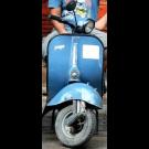 Bajaj Priya 1988 Scooter