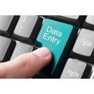data entry international process