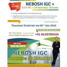 NEBOSH course in kolkata