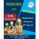 NEBOSH IGC courses in Mumbai
