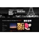 Professional freelance composer arranger from France