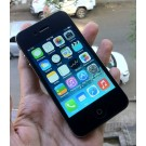 Used Apple iPhone 4G 16GB Black mobile phone like New All Accessories 3G Wifi