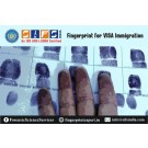 Fingerprint for Canada VISA India