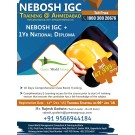 Best Nebosh course in ahmedabad at low cost