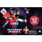 Oysterz Present December Dhamaka Night With DJ SUNNY DJ HARNEET Live at Flying Saucer Sky Bar Pune