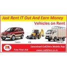 Get Tempo Travellers car Hire in Khargone via call2hire