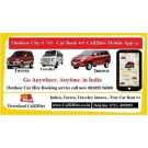 Luxury BMW car on rent in Ahmedabad via call2hire