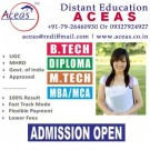 BTech Distance Education in Gujarat