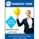 Nebosh HSW Course in India