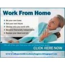 JOB Home based!!! No target at all Earn handsome income monthly upto 75000 Guaranteed