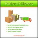 Household Shifting Services In Bangalore