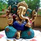 Book pandit for Ganesh Chaturthi Puja Kit in Kolkata