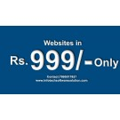 No Hidden Charges.Dynamic Website in Rs 999