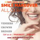 Dental Veneers Clinic in East Delhi India