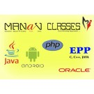 Get Industrial training in Android only at Manav classes