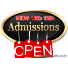 NIOS OCTOBER 2016 10TH 12TH ADMISSIONS OPEN
