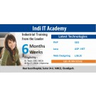 Join the industrial training in Chandigarh - Indi IT Academy