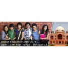 Global Education Fair in Delhi – 13th February 2016