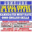 Call Centre Executives