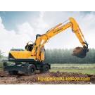 Used Excavator Construction Equipment