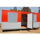 Prefabricated Units Modular Buildings Supplier
