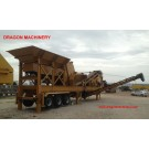 New Mobile Crushing  and Screening Plant