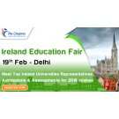 Ireland Education Fair in Delhi Is Round the Corner