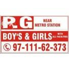 PG FOR BOY'S IN ROHINI