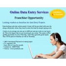 Home based data entry work image files to MS Word for 5 PC