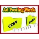 Part time copy paste home based work