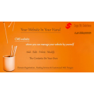 CMS Website Development Services In Hyderabad – Saga Biz Solutions