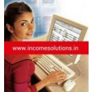 Work from Home Provide by Registered Company Income S olutions.Pvt.Ltd