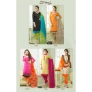 Your Choice Vector Vol-3 Chanderi Cotton Material