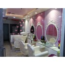 hair spa and hair smoothning in viva parlour