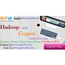 Hadoop ONLINE CLASS ROOM Training GOIT SOFT