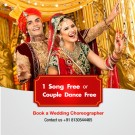 Book a wedding choreographer