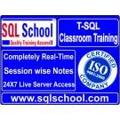 LIVE TRAINING ON SQL Server 2012/2014 T-SQL