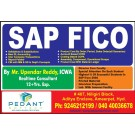 SAP FICO Online Training by Mr.Upendar Reddy ICWAI