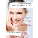 Low Cost Affordable Tooth Whitening in East Delhi