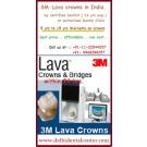 Dental Crown Delhi India - Porcelain, Ceramic and Zirconia