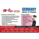 Study abroad consultants for Germany in Kollam - Riya Education Pvt Ltd