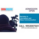 Admissions Open for Bachelor of Journalim & Mass Communication @ Editworks institute. Apply Now!