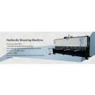 Hydraulic Shearing Machine|Hydraulic Shearing machine in india