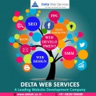 Website Designing Company in Gurgaon : Delta Web Services
