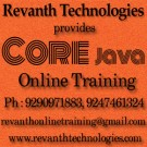 Best Core Java Online Training