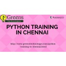 Python Training in Chennai